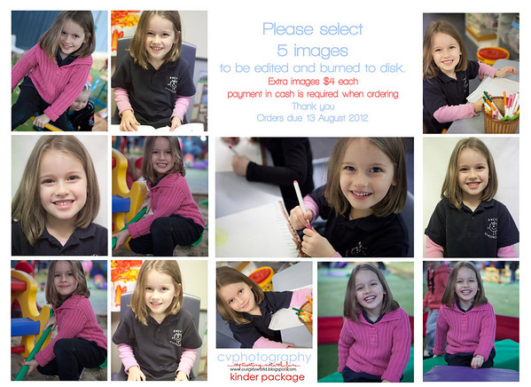 Kinder photos